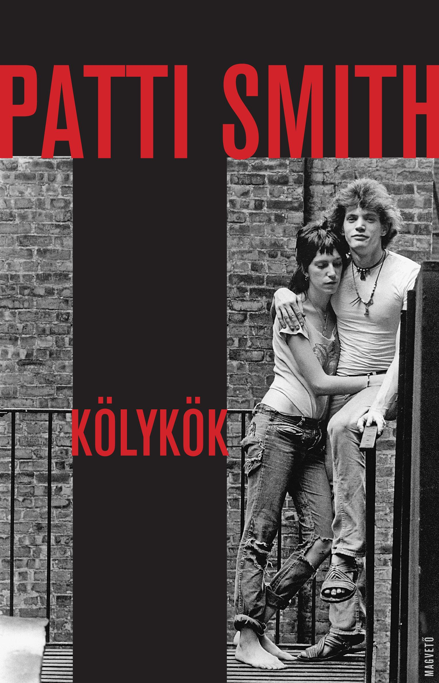 Patti Smith - Kölykök