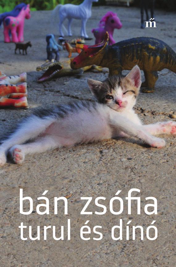 Bán Zsófia - Turul és dínó