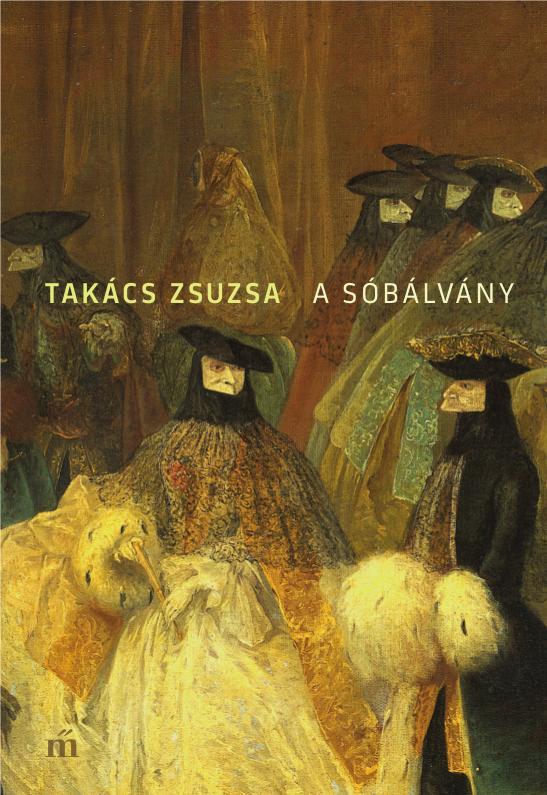 Takács Zsuzsa - A sóbálvány