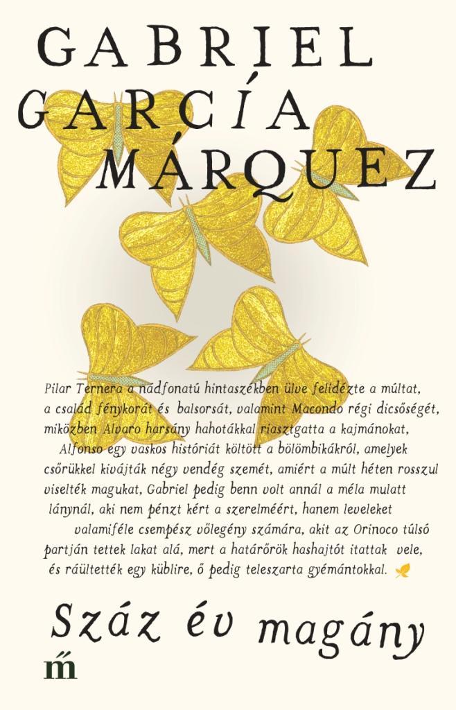 García Márquez, Gabriel - Száz év magány